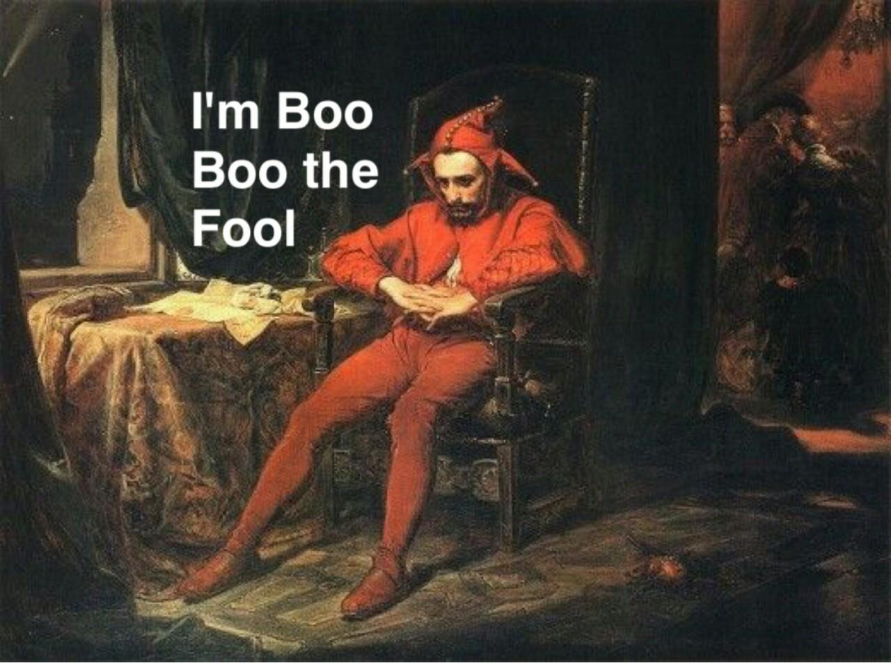 Boo Boo the Fool Meme Explained