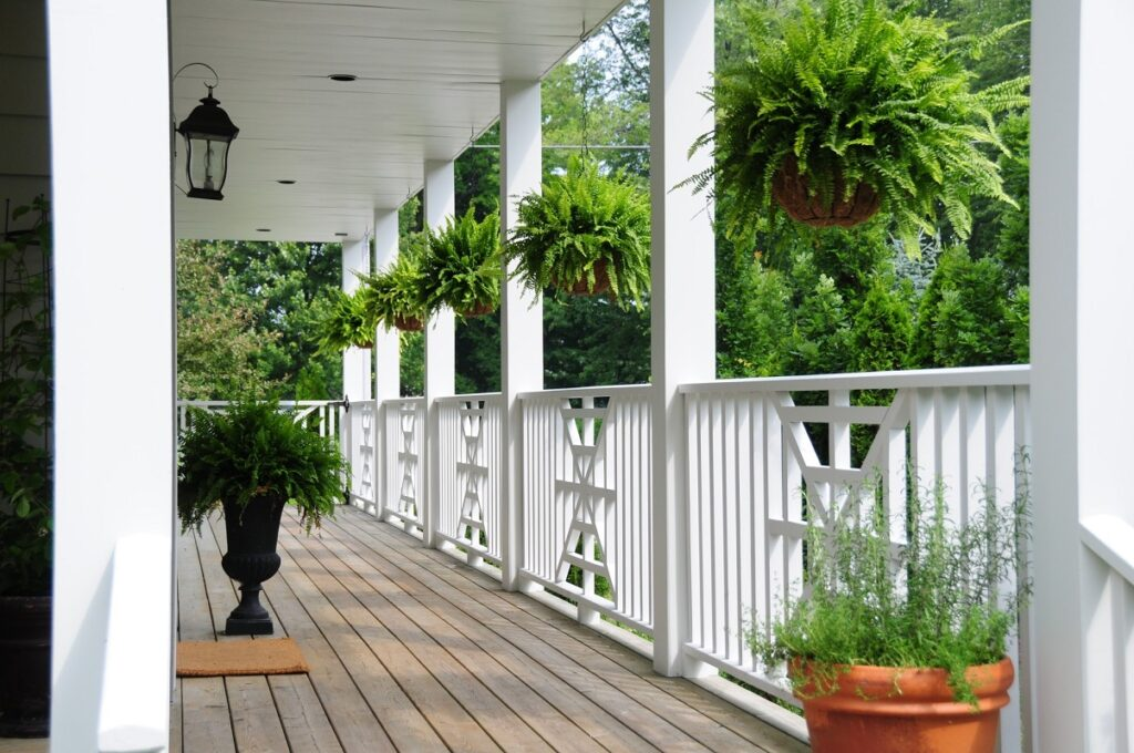 Your house's front porch is more than just an entrance. It can be much more, depending on how you design and style it. Check out these ideas.