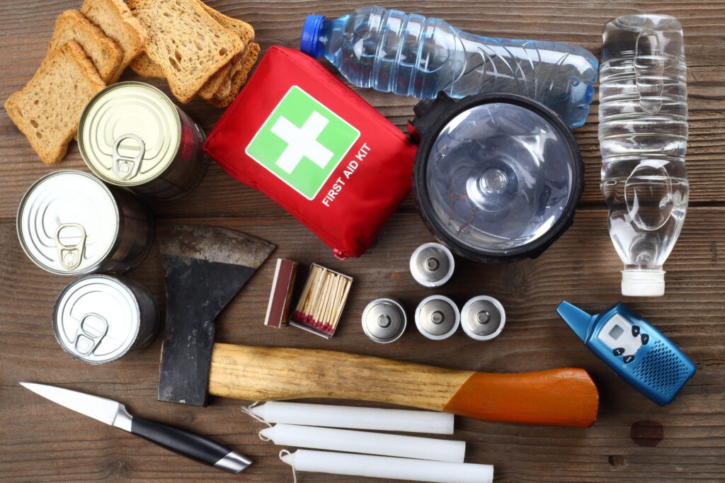 You never know when disaster strikes. Weather the storm and stay safe by following these disaster preparedness tips and suggestions.